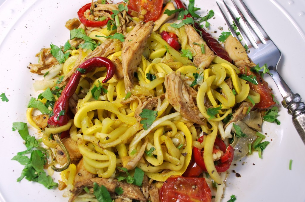 CSC_0220 adjusted- drunken noodles with chicken
